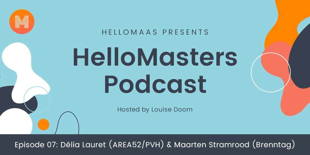 Episode 07 - Delia Lauret and Maarten Stramrood
