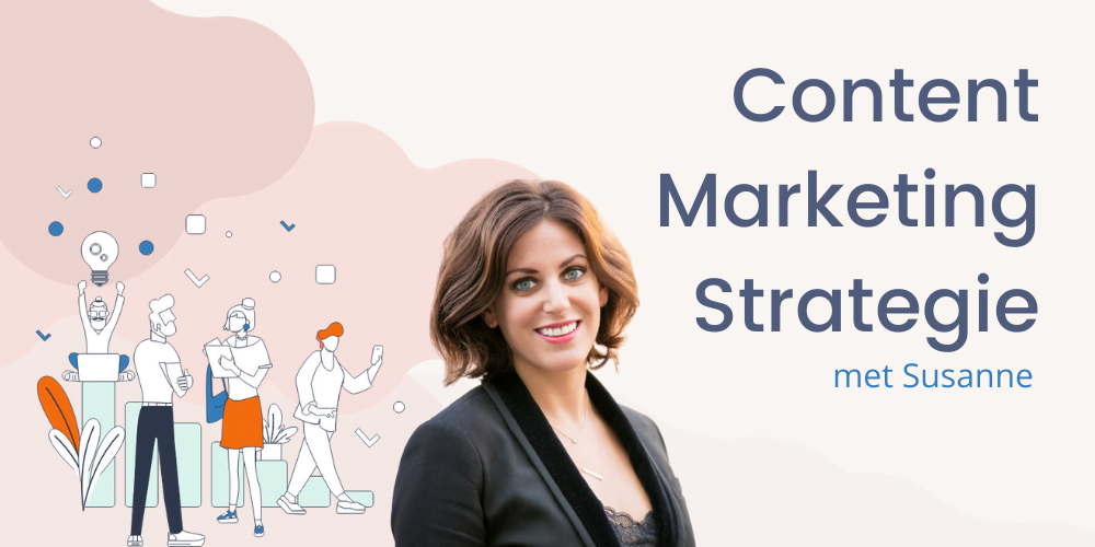 Susanne who is a content marketing strategie expert for hellomaas