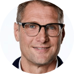 professional picture of Jeroen de Bakker who is an co-author to the campaign management and performing marketing teams ebook